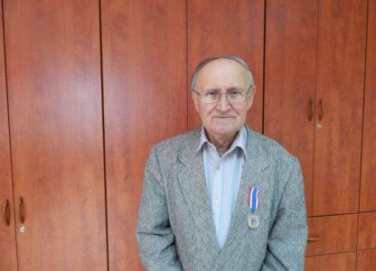 Piotr Przęczek odznaczony za zasługi dla Światowego Związku Żołnierzy Armii Krajowej