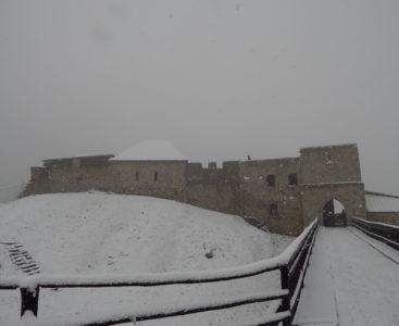 Dalsza odbudowa zamku dobczyckiego