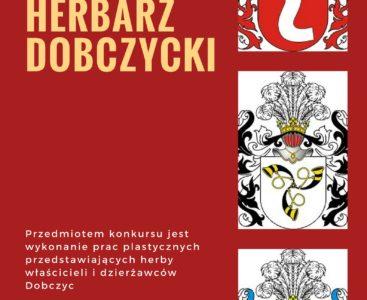 Herbarz dobczycki – Konkurs plastyczny