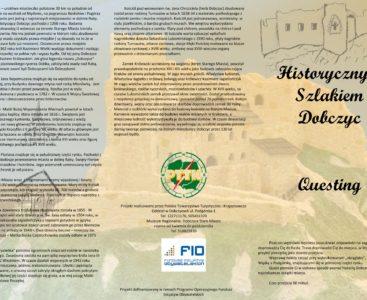 FIO – Historycznym Szlakiem Dobczyc Questing