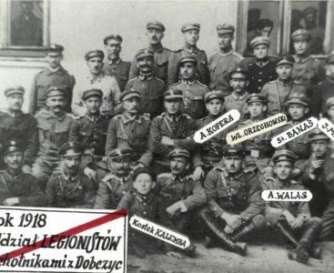 """""""Dobczyce na drodze ku wolnej Polsce"""""""