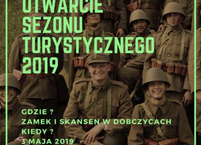 OTWARCIE SEZONU TURYSTYCZNEGO 2019