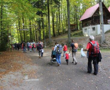 Jesienny złaz turystyczny na Lubogoszczy